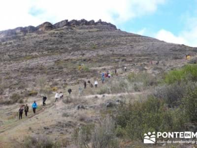 Senda Genaro - GR300 - Embalse de El Atazar - Patones de Abajo _ El Atazar; senderismo ciudad real